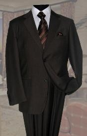 Wool Suit 2 Button