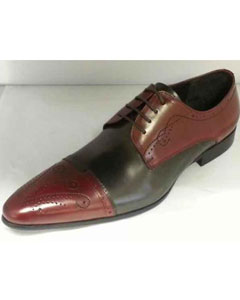 Brand Mens Burgundy ~ Wine ~ Maroon Color/Grey