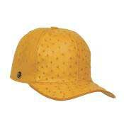 Buttercup Genuine Ostrich Cap