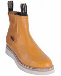 Los Altos Short Work Boot Buttercup