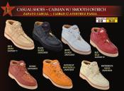 High Top Exotic Skin Sneakers for Men Los Altos Mens Genuine caiman ~ World Best Alligator ~
