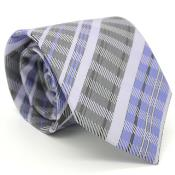 Purple Glen Necktie with