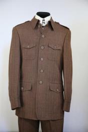 Style High Collar Wool