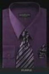 Style Dark Purple Mens