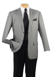 Sport Coat Black Hounds