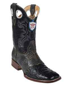 Wild West - Dress Cowboy Boot Cheap Priced For Sale Online Ostrich
