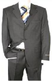 Dark Charcoal Gray Mens