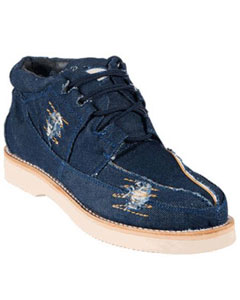 West Denim Casual Shoes