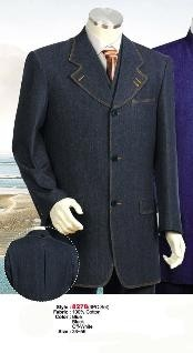 Cotton Fabric Suit Style