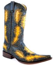 Look Boot with Diamond