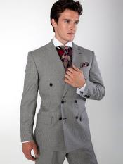 Brested Gray Suit