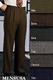 men's wool dress slacks