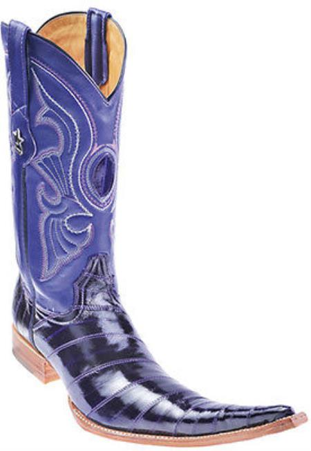 pointed toe cowboy boot