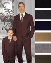 1 Men + 1 Boy Matching Set For Both Father And