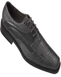 Mens Dress Shoes Reptile