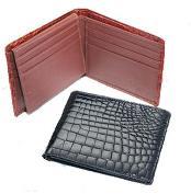 crocodile mens wallets