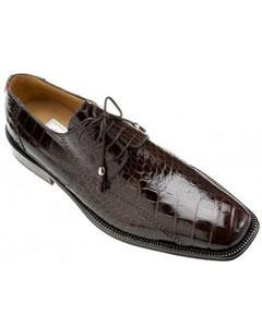 All-Over Genuine Alligator Shoes