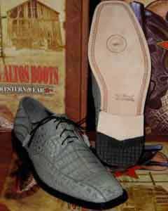 Genuine Authentic Gray caiman ~ World Best Alligator ~ Gator Skin Crocodile ~ World Best Alligator ~