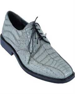 Skin Dress Shoe – Gray
