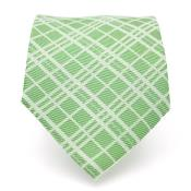 Striped Gentlemans Necktie with