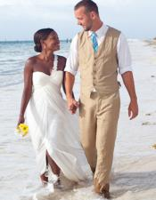Groom and Groomsmen Wedding Attire For Man