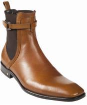 Short Mens Boot ~ botines para hombre – Honey Ankle Dress