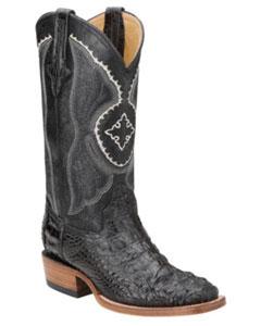 Alligator Black-D Toe $459