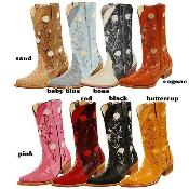 Cowboy Ladies Boots By