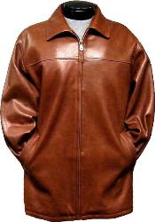 Traditional Coat Ranch Leather