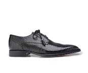 Authentic Belvedere Exotic Skin Brand Genuine Black Lizard Leather Lining Cushion Insole Shoe