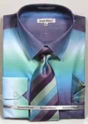 dress shirts Aqua