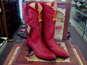 Altos Red Genuine Full