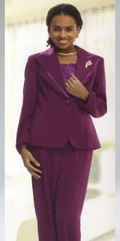 Couture Promotional Ladies Suits – Lavender