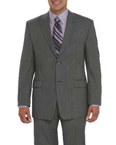 Authentic Mantoni Brand Gray Suit