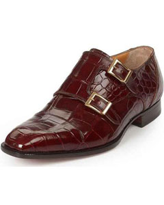 Italy Dark Mens Alligator