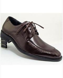 Tones Shoes BrownBlackGrey