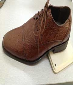 Dress Shoes Oxford Faux