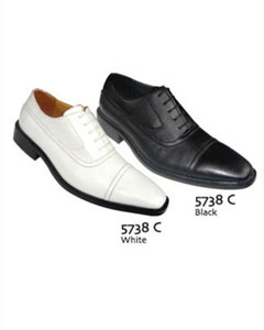 Tones Shoes White/Black