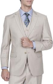 Notched Lapel 2-Button Front