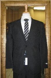cheap black suits for men