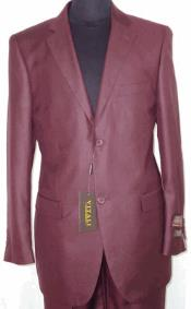 Mens-2-Button-Burgundy-Suit