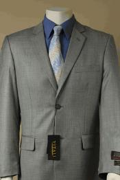and Tall Size 56 to 72 2-Button Suit Textured Patterned Sport