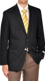 Lapel 2-Button Mabin Blazer
