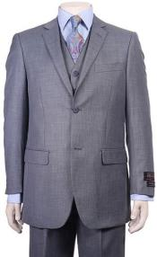 Mens Ocean 2 Button jacket Regular Fit Suit
