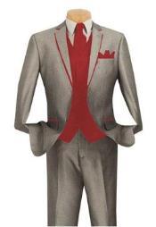 Grey ~ Gray Suit