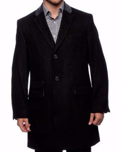 Dress Coat Wool Single