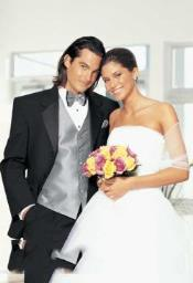 Big and Tall or Extra Long Tuxedo Suit / Jacket With 3-Button Diamant Notch Wedding / Prom