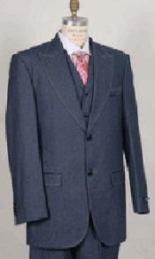 Blue Wide Lapel 3