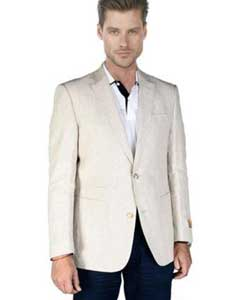 Mens Sand ~ Natural ~ Beige ~ Khaki ~ Tan Linen