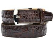 Susa Genuine Crocodile Brown